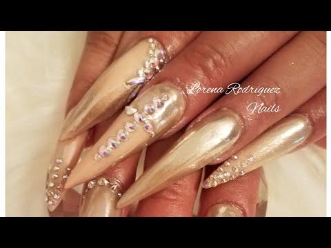 Modelos de uñas - Nueva Moda en Uñas Acrilicas y Como Limar.
