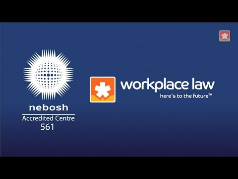 Building your career in health and safety: NEBOSH from International Workplace