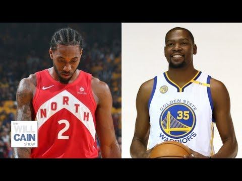 Video: Would Kawhi to the Lakers be the third weakest free agent move in NBA history? | The Will Cain Show