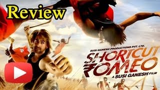 Shortcut Romeo Review - Neil Nitin Mukesh, Ameesha Patel, Puja Gupta,Rajesh Shringarpure