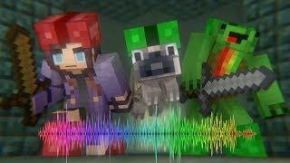 Video The Fat Rat - Fly Away, Monody, Time Lapse ( Minecraft Animation ) MP3, 3GP, MP4, WEBM, AVI, FLV Agustus 2018