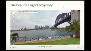 Susannah Raub, Jez Fletcher The Google Maps API makes it easy to add simple maps to your applications, but we want to take...