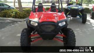 1. 2017 Polaris RZR S 570 EPS Indy red  - RideNow Powersport...