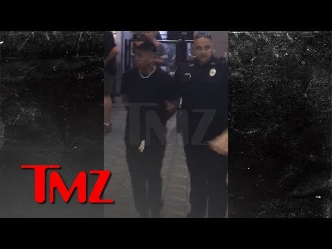 Rapper Plies Arrested at Tampa Airport After Gun Found in Carry-On Bag | TMZ