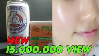 Download Video Nggak Harus Mahal ke Salon! Parut Sabun Batang Dan Susu Beruang Kulit Anda Bisa Putih Seketika MP3 3GP MP4