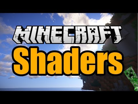 Minecraft 1.7.2: SHADERS Mod Installation + Download Links (WORKS WITH 1.7.4) (видео)
