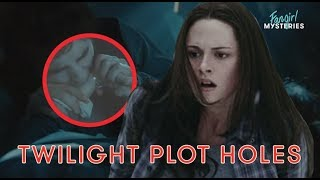Video These Twilight Movie Plot Holes Will Blow Your Mind | Fan Girl Mysteries MP3, 3GP, MP4, WEBM, AVI, FLV Januari 2018