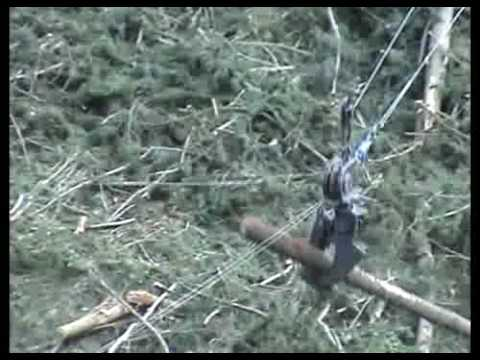 Harvestline Cable Logging Yarder