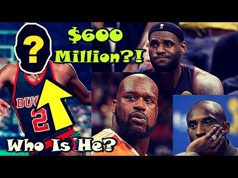 The RICHEST NBA Player Who Nobody Knows About
