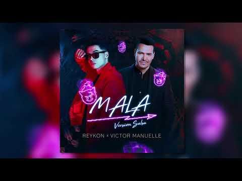 Letra Mala (Salsa Remix) Reykon Ft Victor Manuelle