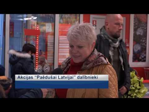 """Pārsteidzoši  liela jūrmalnieku atsaucība akcijai """"Paēdušai Latvijai"""""""