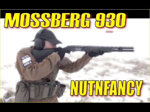 Time to Clean House: Mossberg 930 Tactical Shotgun [Full Review] (видео)