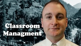 Video #35 Classroom ManagementBy popular demand! Thanks to those people that requested a Classroom Management Techniques video. Connect with TeachLikeThis via twitter @teachlikethis, facebook.com/teachlikethis pinterest.com/teachlikethis and teachlikethis@gmail.com