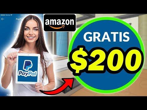GANA $200 SIN INVERTIR EN PAYPAL