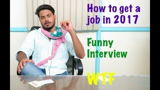 See what happen when a village boy go for job Interview. Watch This interview and learn how to break interview in 2017 by using a fidget spinner. Learn How tho break first interview. Learn important skills like the best way to use a fidget spinner to get selected in funny way and how to crack interview for freshers Watch till the end.Starring:Mukesh KumarMahesh BairwaSagarCamera person:Poonam YadavDisclaimer: Please do not judge anyone's personality or hate them on basis of my video. This channel & video is meant for entertainment purposes only and We do not intend to hurt the sentiments of any individual, community, sect or religion. We focus on joking and try to make our content funny to see you all laughing. It is neither about Politics nor about hating someone please do not go on a way to hate someone.