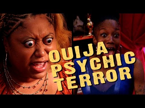 Ouija Horror Prank Video