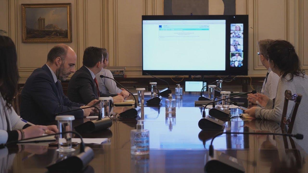 Κυρ. Μητσοτάκης: Στο νέο ηλεκτρονικό σύστημα θα έχουν πρόσβαση όλοι οι ασφαλισμένοι