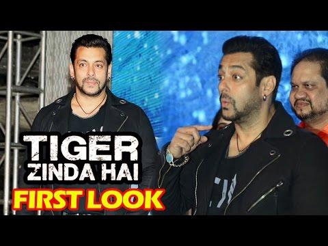 Video Salman Khan's Tiger Zinda Hai FIRST LOOK - WATCH OUT download in MP3, 3GP, MP4, WEBM, AVI, FLV January 2017