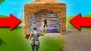 THE TRAP SANDWICH! *TRAP HOUSE TROLLING!* | Fortnite Battle Royale