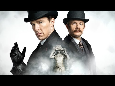 Sherlock Introduces The Abominable Bride with Cool Retro Posters