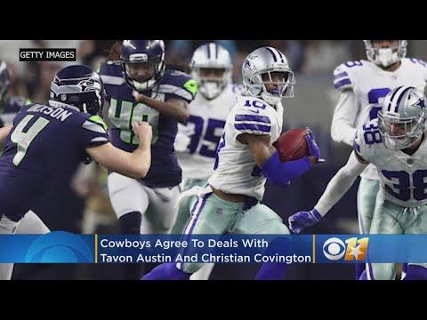 Cowboys Agree To Deals With WR Tavon Austin, DL Christian Covington
