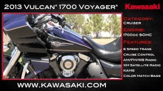 2. Show 15 - Part 3 - Kawasaki Vulcan 1700 Voyager