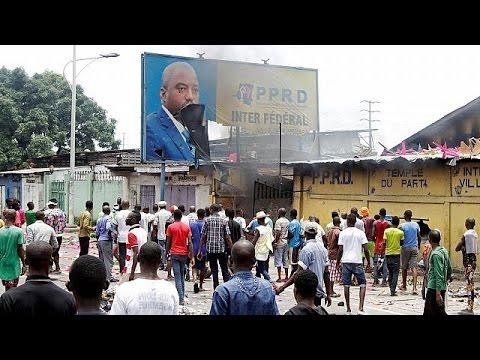 Κονγκό: Επεισόδια με νεκρούς σε αντικυβερνητικές διαδηλώσεις