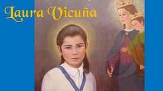 Santos como tú y como yo - Laura Vicuña