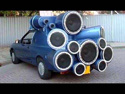 Сделать музыку в машине своими руками