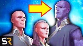 Thanos Will Be In Marvel's Eternals Movie In Phase 4 by Screen Rant