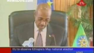 EU To Observe Ethiopia's May National Election