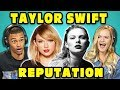 REPUTATION (Full Album Reaction)
