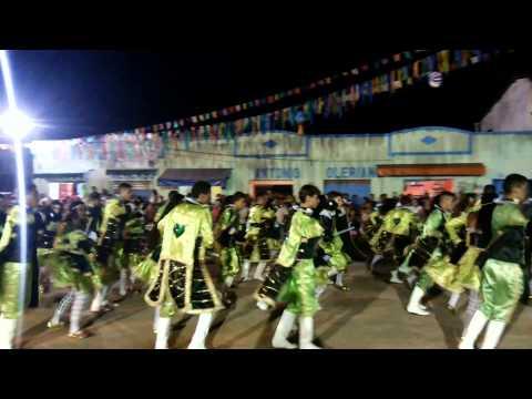 Dança Portuguesa - Equipe de Joselândia em Bernardo do Mearim
