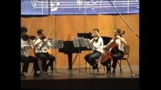 Kfar Yehezkel Israel  city photos : Musicamera Ein Hashofet 1992 String Quartet