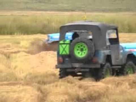 14ª Trilha e Jeep Cross de Rosário do Sul - João Delavechia no 1º PC