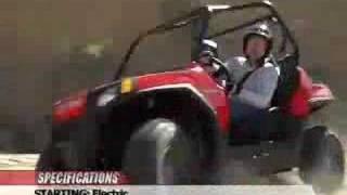 2. ATV Television Test - 2008 Polaris Ranger RZR