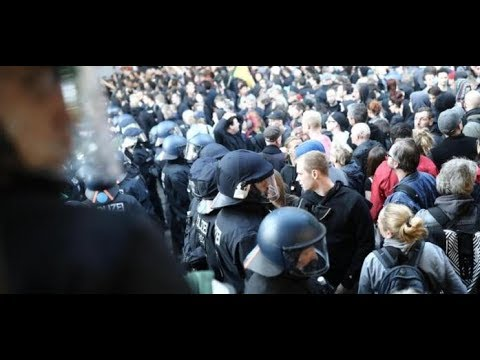 Berlin und Hamburg: Ein friedlicher 1.Mai mit nur wen ...