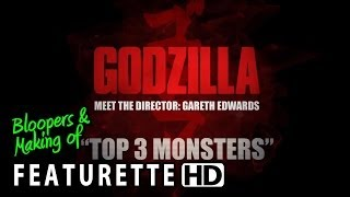 Godzilla (2014) Featurette - Top 3 Monsters