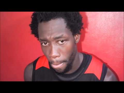 Patrick Beverley after Rockets 2014 Training Camp Day 2