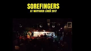 Video Sorefingers at Wayfarer Líheň 2017