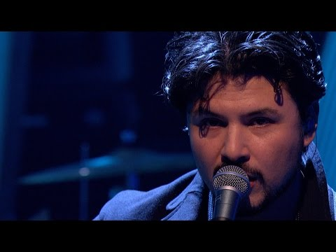 Jamie Woon performs 'Sharpness' on Later... With Jools Holland