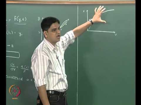Mod-07 Lec-25 Gewöhnliche Differentialgleichungen (Anfangswertprobleme) Part 1