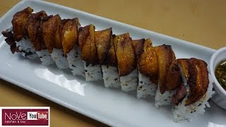 Our Best Selling Roll, The Calle Ocho - How To Make Sushi Series by Diaries of a Master Sushi Chef