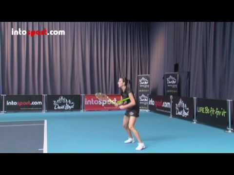 Tennis- Topspin Forehand Technique