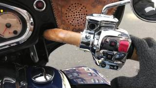 7. 2016 Indian Roadmaster - Extreme temperatures