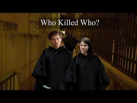 Piper and Kieran Who Killed Who? (Theory) (Season 1)