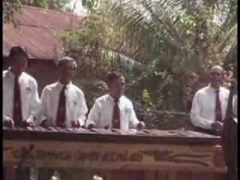 Marimba Adventista Guatemala canta a Cristo - Corazones siempre alegres