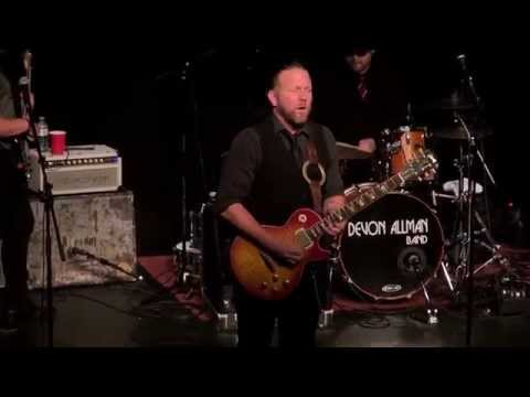 Devon Allman Band - Midnight Lake Michigan - Live Music by the Bay 2015