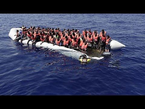 Ισπανοί ακτιβιστές διέσωσαν μετανάστες στη Μεσόγειο
