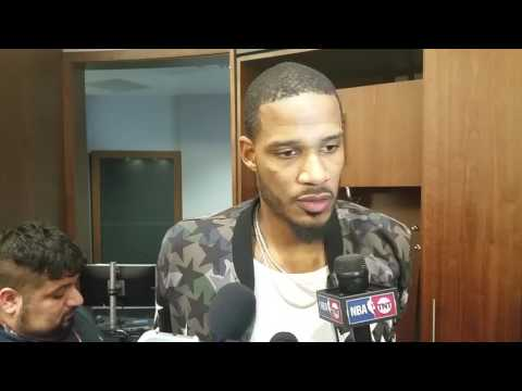 Trevor Ariza after Rockets collapse against Hawks